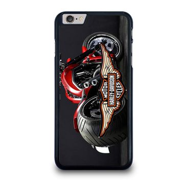 MOTORCYCLE HARLEY DAVIDSON iPhone 6 / 6S Plus Case Cover