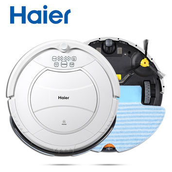 Original Haier Pathfinder robot Vacuum Cleaner Robot for Home with Remote control Self Charge ROBOT ASPIRADOR
