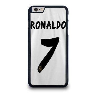 cristiano ronaldo iphone 6 6s plus case cover  number 1