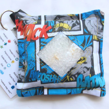 I Spy Bag with detachable item list, Batman, Super Hero, DC Batman