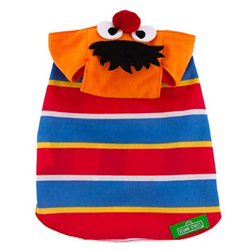 Sesame Street Ernie Dog Costume Size: Medium