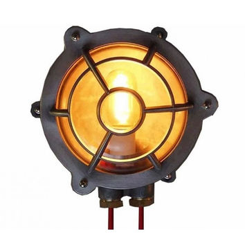 Industrial outdoor LED explosion and water proof gas stove wall sconce wall lamp light