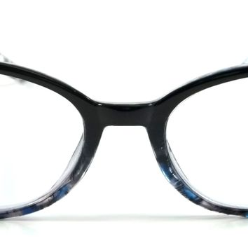Twyla Cat Eye Reading Glasses Fashion Women Readers Round Frame