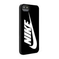 Nike Just Do It Swoosh White iPhone 5c Case