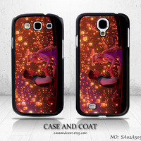 Samsung Galaxy S4 case, Samsung Galaxy S3 case, Phone Cases, Phone Covers, Samsung Cases, Disney Tangled, Case for Samsung - SA02A5032