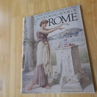 A Coloring Book of Rome by Bellerophon Books