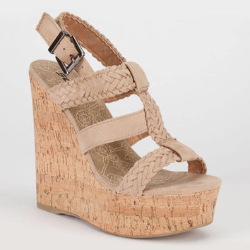 SODA Sotto Womens Shoes | Heels & Wedges