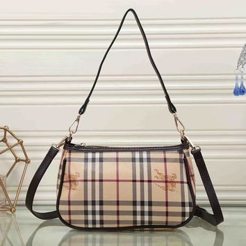 Burberry Women Fashion Crossbody Satchel Shoulder Bag3