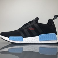 Adidas NMD R1 PK Ice Blue BY1913 180 Women And Men Sneaker