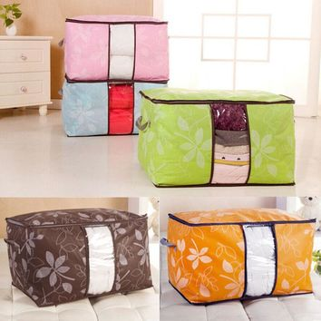 Under Bed Storage Bag Container Clothes Organizer Foldable 1 Piece Set  US Stock