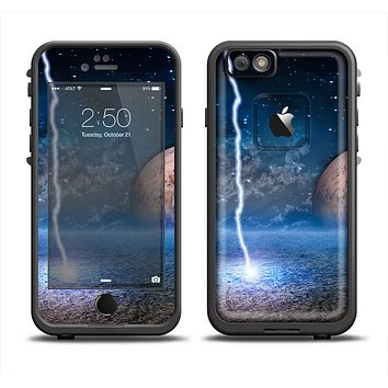 The Energy Planet Discharge Apple iPhone 6 LifeProof Fre Case Skin Set