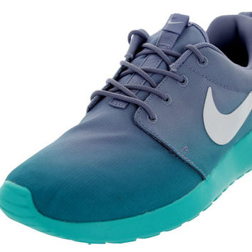 blue green roshe runs