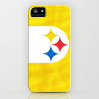 Steel City iPhone & iPod Case by Shipwreck Moon Designs