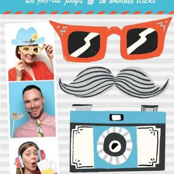 Strike a Pose Photobooth Props (Accessory)