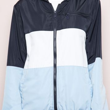 Krissy Windbreaker Jacket - Outerwear - Clothing