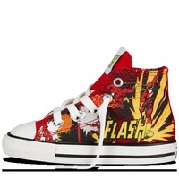 Converse - Chuck Taylor DC Comics (1-3.5 yr) - Low - Red Multi