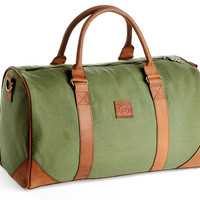 Vanguard Duffel Bag, Green, Duffels