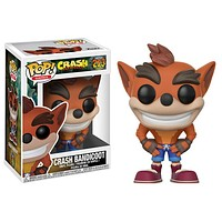 Crash Bandicoot Funko Pop! Games