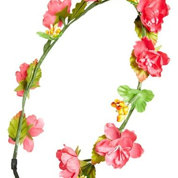 BP. Floral Headband (Juniors)