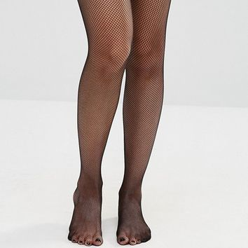 ASOS Micro Fishnet Tights at asos.com