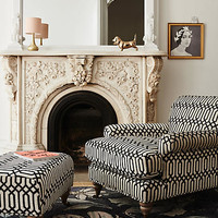 Trellis-Woven Willoughby Chair
