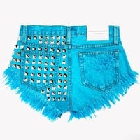 Dangers Skyy Wildest Babe Shorts