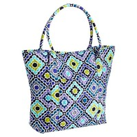 Quilted Sleepover Ruby Cool Tote