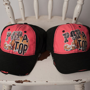 "Gina Cap ""Pop A Top"""