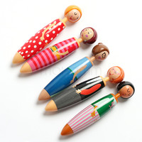 1 Pics Ball Point Kawaii Ballpoint Pen Pens For Writing School Supplies Office Supplies Gift
