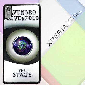 The Stage Avenged Sevenfold Z4092 Sony Xperia XA1 Ultra Case