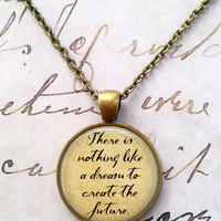 Les Miserables Necklace, Victor Hugo, Musicals, Classic Literature, Books, Library T1164