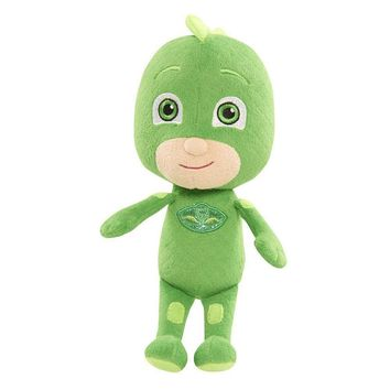 100% Authentic Licensed Just Play PJ Masks Bean Gekko Plush 8""