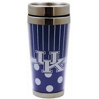 New Kentucky Wildcats Travel Coffee Mug Cup