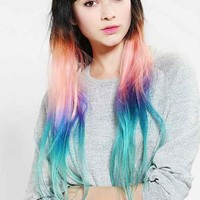 Cloud9Jewels Cotton Candy Ombre Clip-In Hair Extension-
