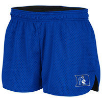 Duke Blue Devils Ladies Highlight Shorts - Duke Blue