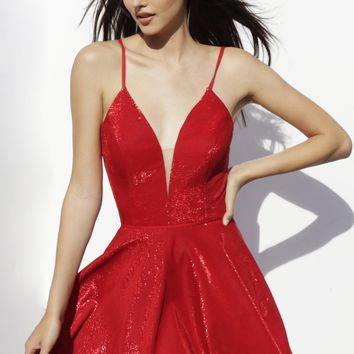 Jovani JVN65632 - Red