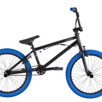 "2015 Haro Downtown DLX 18"" BMX Bike"