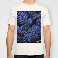 Blue Bracken T-shirt by Moonshine Paradise