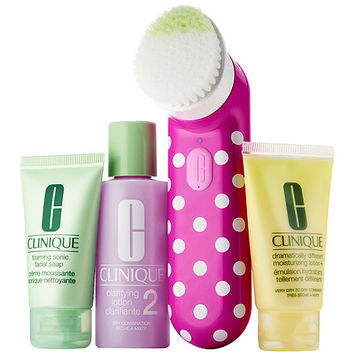 Clean Skin, Great Skin Set for Drier Skin - CLINIQUE | Sephora