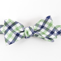 Collegiate Quad Bow Tie