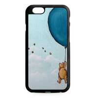 Vintage Winnie the Pooh balloon iPhone 6 Case