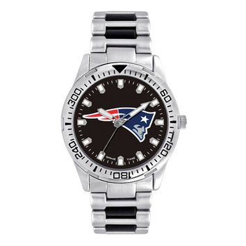 NFL New England Patriots Heavy Hitter Watch