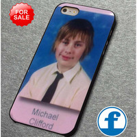 5sos Fetus Michael Clifford      for iphone, ipod, samsung galaxy, HTC and Nexus PHONE CASE