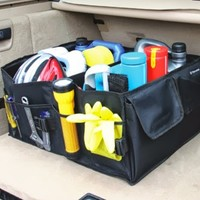 NEW Car Organizer Partition Tidy Vehicle Storage Box Bag Tool Kit Multipurpose