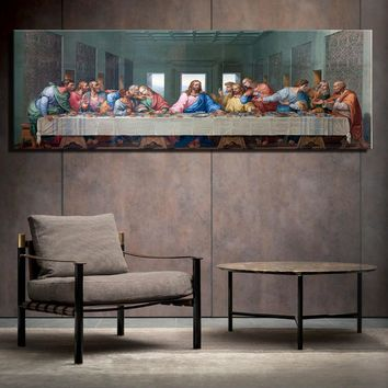 The Last Supper Christian art Pictures, World Famous Paintings Replica, Jesus Paintings On The Wall, Christian Cuadros Pictures