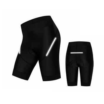 Women's Cycling Shorts Bike Shorts Ladies Biking Bicycle Knickers Summer Breathable Quick Dry Gel Padded Clothing Ciclismo S-4XL