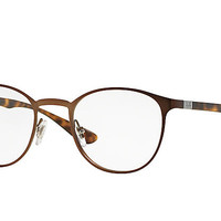 Ray-Ban RB6355 Brown Tortoise | Ray-Ban® USA
