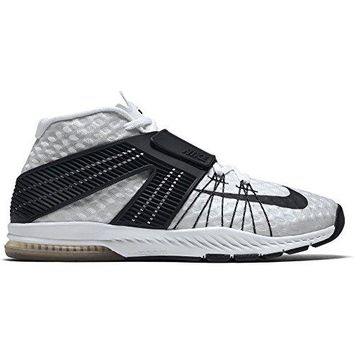 Nike Men's Zoom Train Toranada-White/Black