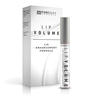 Pure Body Organic- Lip Plump- Lip Enhancing Formula- Instantly Voluminous Sexy Lips