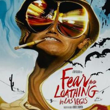 Fear And Loathing In Las Vegas Movie Poster 11x17 Mini Poster